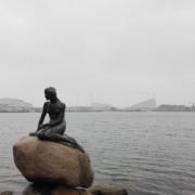 La Sirenetta a Copenaghen